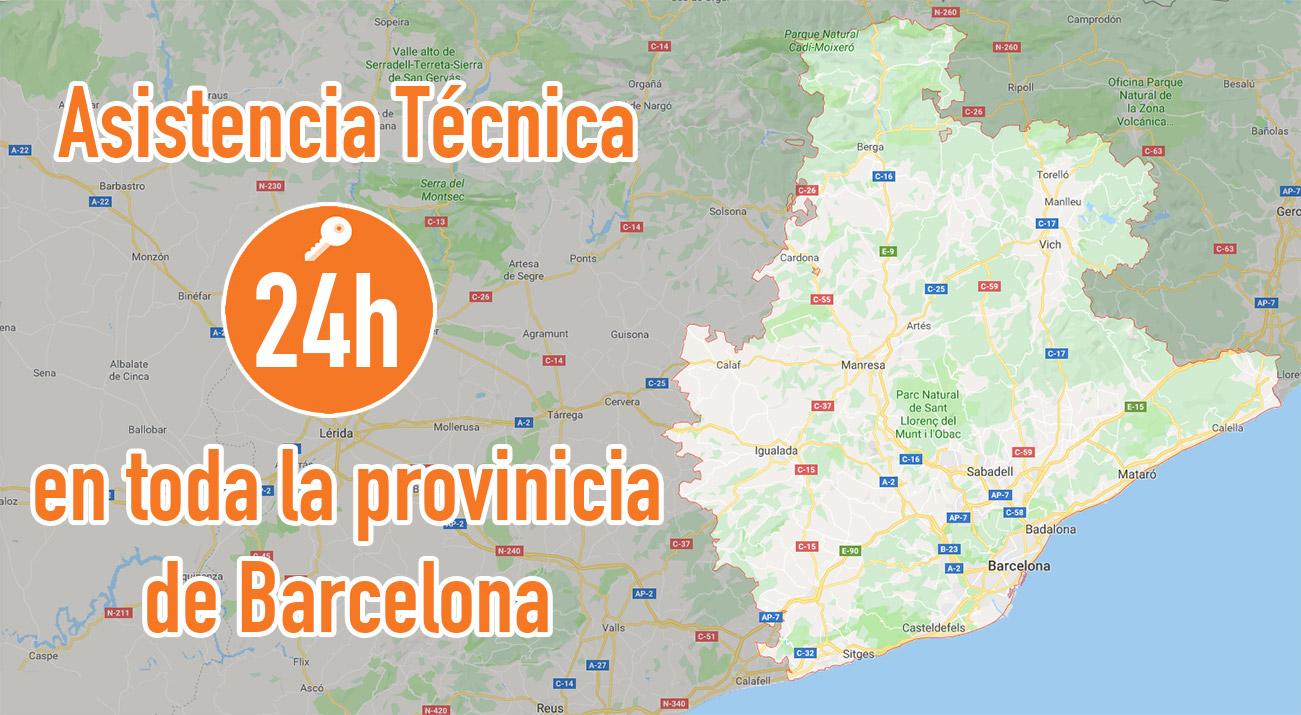 servicio técnico FAC Barcelona